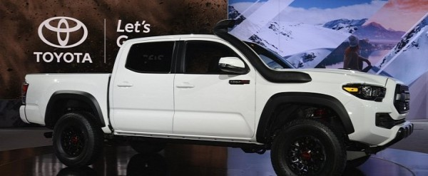 Toyota 2019 TRD Pro Tundra, Tacoma and 4Runner Flaunt ...
