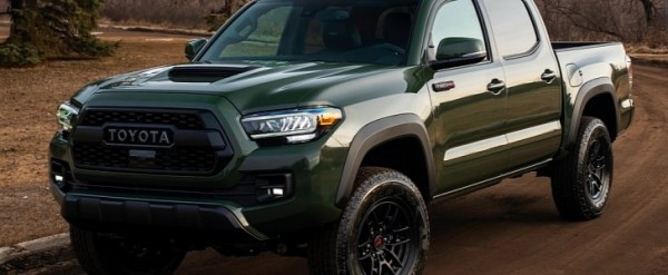Toyota Publishes 2020 Tacoma Pricing Guide Tacoma Trd Pro Manual Guide