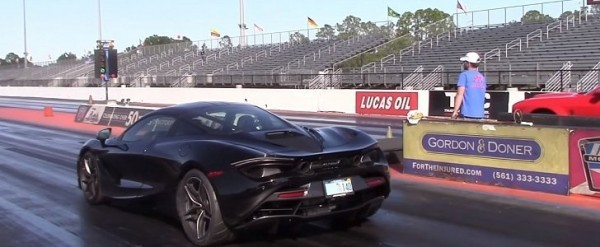 Dodge 0 60 >> Update Tuned Mclaren 720s Does 2 1s 0 60 Mph While Drag