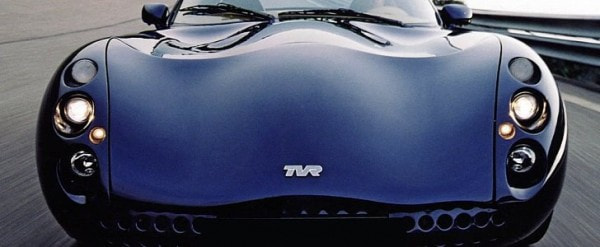 TVR Taking Deposits For New Sports Car Arriving In - New sports cars
