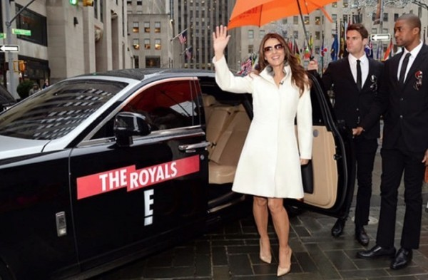 Uber offers rolls royce rides in new york city and los for New york city to los angeles
