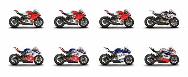 Unique Ducati Panigale V4s Motorcycles To Sell On Ebay After Race Of Champions Autoevolution