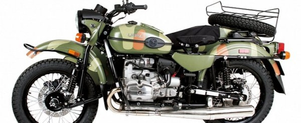 Ural Announces 2016 Model Year Changes - autoevolution