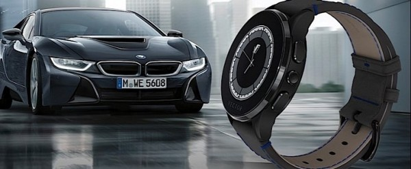 Vector Watch Unveils Bmw I8 And I3 Inspired Limited Edition
