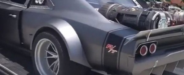 Car Battery Charger Reviews >> Vin Diesel's Ice Dodge Charger Sounds Brutal on Fast and Furious 8 Movie Set - autoevolution