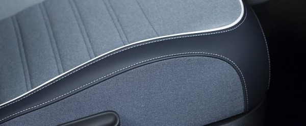 Volkswagen Beetle Denim Unveiled With Jeans Fabric For The
