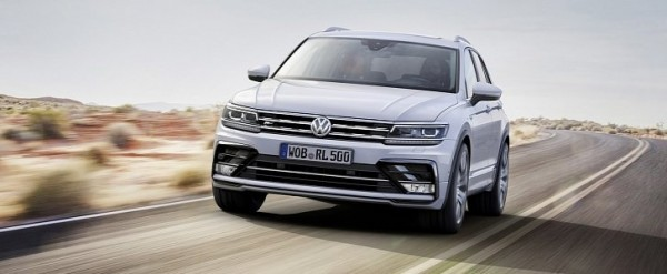 2018 VW Tiguan Hybrid: Rumor Or Reality? >> Report Volkswagen Tiguan Coupe Coming In The Second Half Of