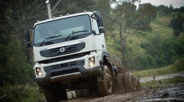 Volvo Fmx Launched In Australia Autoevolution