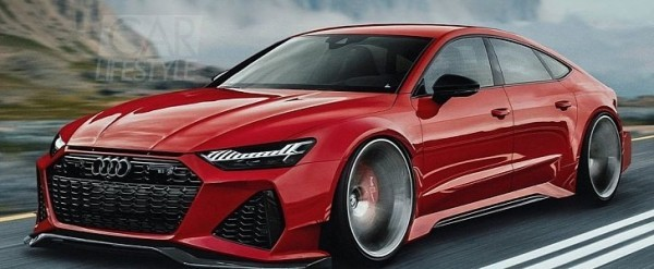 Widebody 2020 Audi Rs7 Sportback Takes Things To The Next