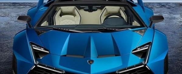 Widebody Lamborghini Aventador Sv Render Looks Like A Bodybuilder