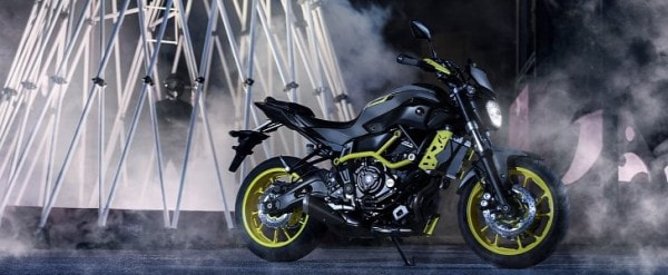 Yamaha Adds Night Fluo To More MT Bikes Shows The 07 Moto Cage