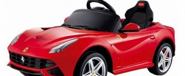 You Could Buy Your Kid A Ferrari F12berlinetta Toy Car Autoevolution