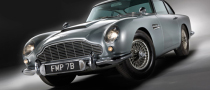 007's DB5 Expected to Sell for $10 Million
