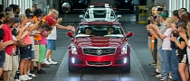 1 Millionth Cadillac Built in Lansing Plant [Photo Gallery]