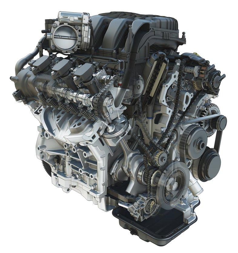 двигатель крайслер