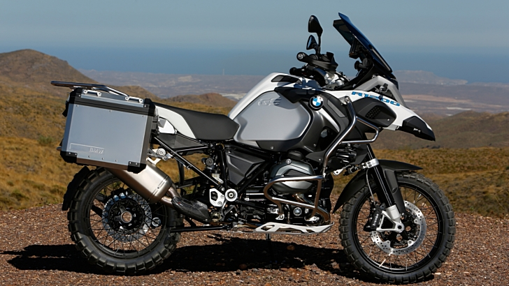Cars Under 100 >> 100+ Pictures of the 2014 BMW R1200GS Adventure - autoevolution