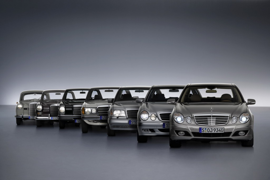 The first mercedes showroom turns 100 autoevolution for Mercedes benz model history