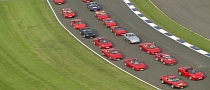 1,000 Ferraris Registered for Largest Parade of Ferrari Cars