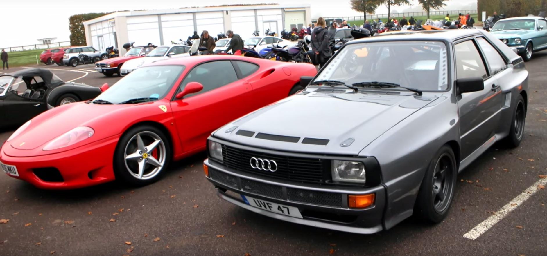 1 000 Hp Audi Sport Quattro Brings Back Group B Will Kill
