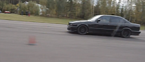 1000 HP BMW E34 M5 Showdown [Video]