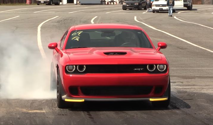 1,000 HP Challenger Hellcat with 4 5L Whipple Supercharger