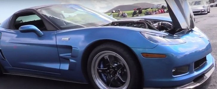 1000 hp chevrolet corvette zr1 grabs ls9 top speed record. Cars Review. Best American Auto & Cars Review