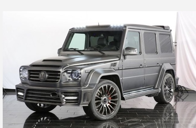 unholy 1000 hp g 65 amg by mansory is for sale autoevolution. Black Bedroom Furniture Sets. Home Design Ideas