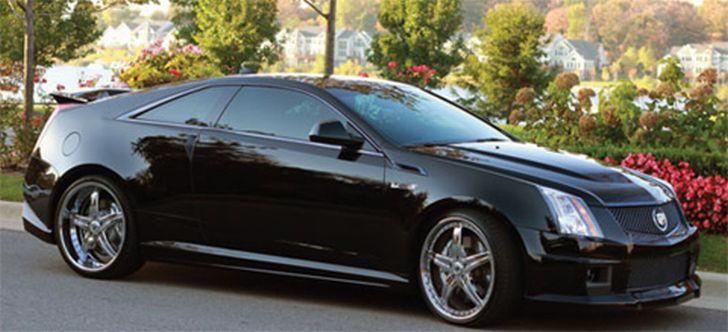 1 000 Hp Harold Martin Cadillac Cts V Coupe To Stun 2011