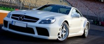 1000 HP Mercedes SL65 AMG Black Series by MKB