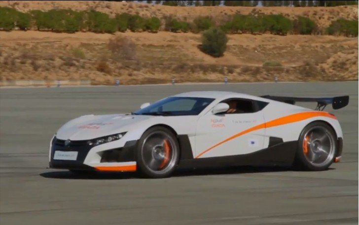 1,000 HP Volar-E Electric Supercar Revealed [Video]