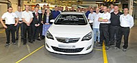 100,000th Astra Sports Tourer