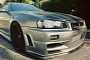 1,000HP Nissan GT-R Skyline R34 FTW [Video]