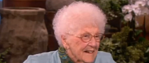 105-Year-Old Woman from California Renews Driver's License [Video]
