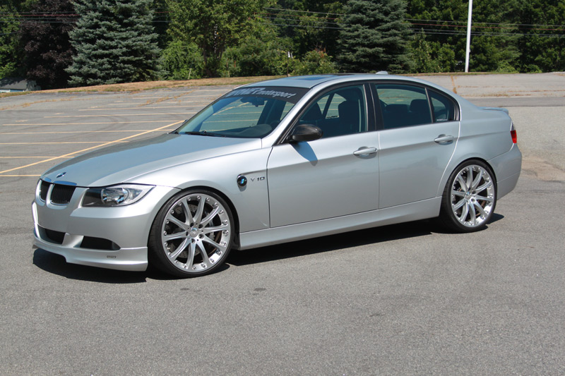 BMW E Series With M Liter V Up For Grabs Video - 2013 bmw 325i