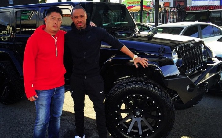 106 Amp Park S Host Terrence J Gets His Jeep Wrangler