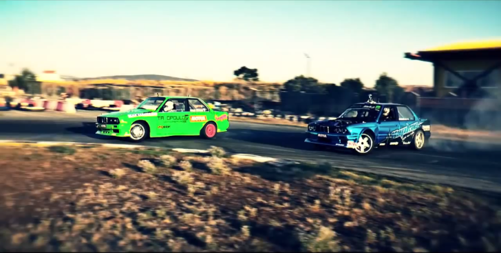 Ken Block Drift King >> 11-Year Old Kid Drifting BMW E30 Might Be the Next Ken Block - autoevolution