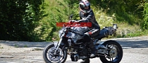 1198cc Liquid-Cooled Ducati Monster Spied
