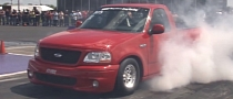 1,200 HP Ford Truck Rocks the Dragstrip with 9-Second Quarter Mile [Video]