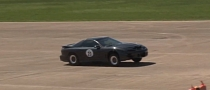 1,200 HP Pontiac Trans Am Tears Up the Drag Strip [Video]