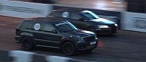 1,350 HP Jeep Grand Cherokee Turbo Pulls Record Quarter Mile [Video]