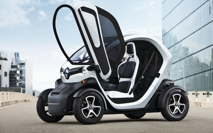 14 year olds can now drive a renault twizy 45 ev autoevolution. Black Bedroom Furniture Sets. Home Design Ideas