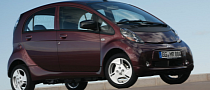 14,700 Mitsubishi i-MiEV-Based EVs Recalled