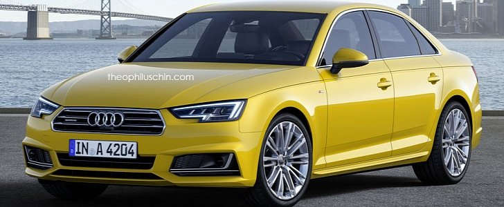 15 Current Audi Models Rendered Without Single-Frame Grilles Look Like Fords