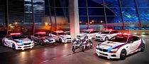 15 Years of BMW M Safety Cars in MotoGP