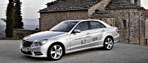 150 MPH Mercedes-Benz E300 Diesel-Hybrid Gets UK Pricing