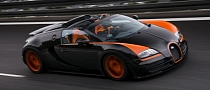 1,500 BHP Bugatti Super Veyron Arriving in 2014