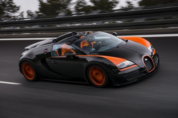 1,500 BHP Bugatti Super Veyron Arriving in 2014 - autoevolution