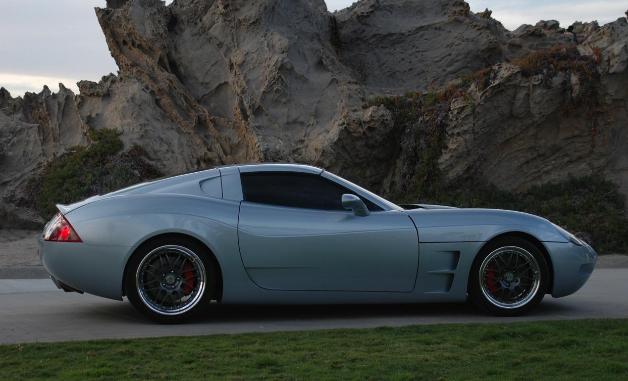 150 000 Corvette Based Anteros Ready For Debut