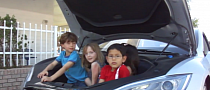 16 Kindergarten Kids Prove Tesla Model S Rocks [Video]