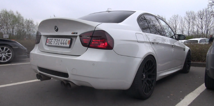 17 Minutes of BMW Awesomeness [Video]